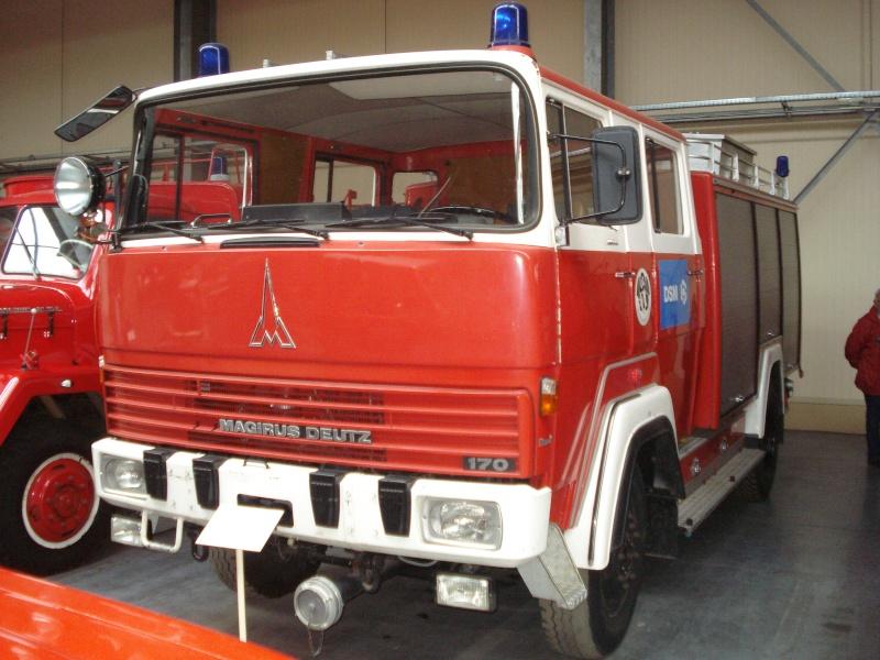 Musée des pompiers de Ferette (Haut Rhin) Dsc00725