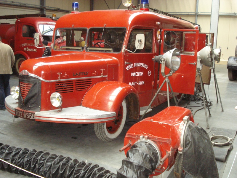 Musée des pompiers de Ferette (Haut Rhin) Dsc00726