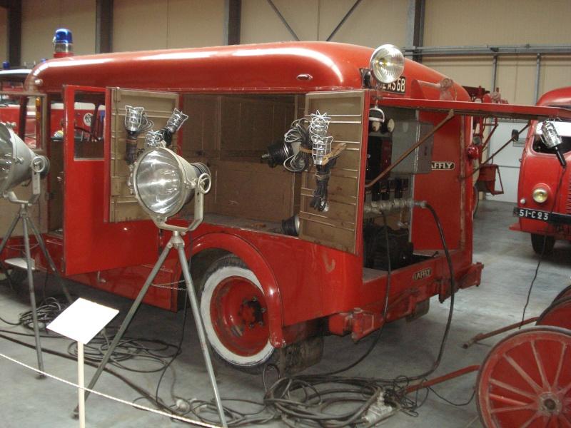Musée des pompiers de Ferette (Haut Rhin) Dsc00727