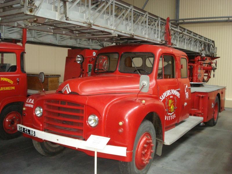 Musée des pompiers de Ferette (Haut Rhin) Dsc00729
