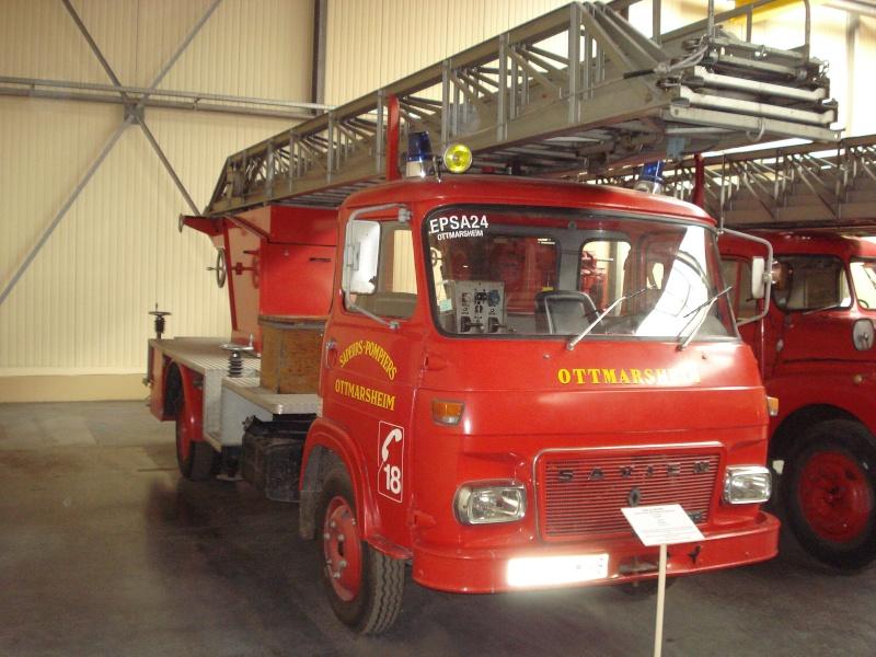 Musée des pompiers de Ferette (Haut Rhin) Dsc00730