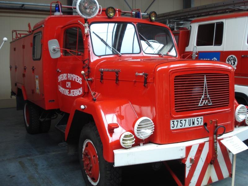 Musée des pompiers de Ferette (Haut Rhin) Dsc00731