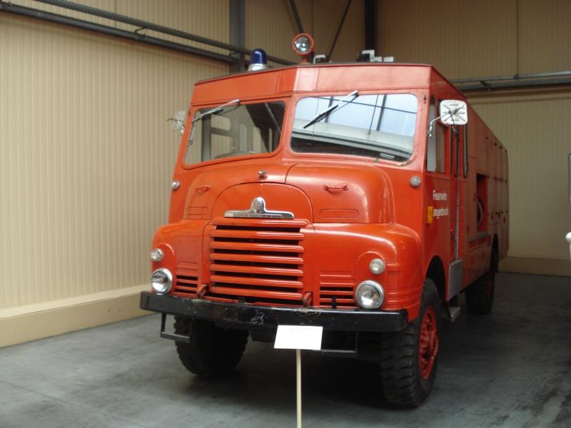 Musée des pompiers de Ferette (Haut Rhin) Dsc00732