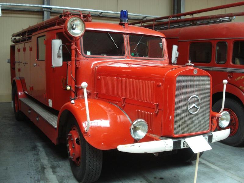 Musée des pompiers de Ferette (Haut Rhin) Dsc00733