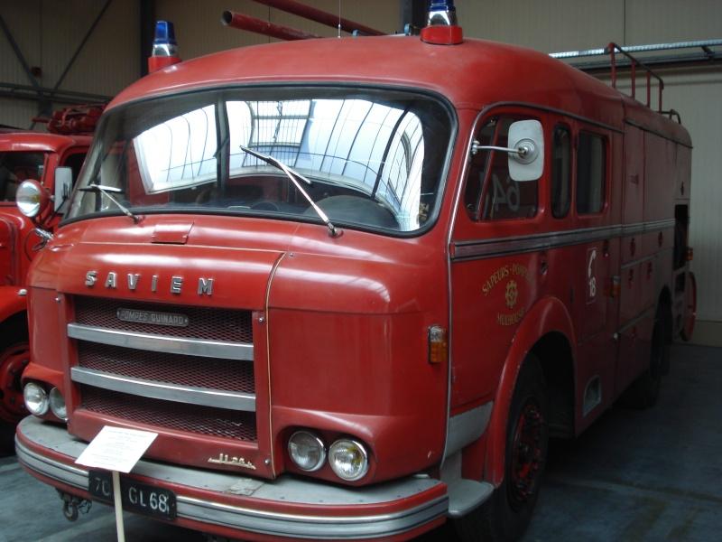Musée des pompiers de Ferette (Haut Rhin) Dsc00734