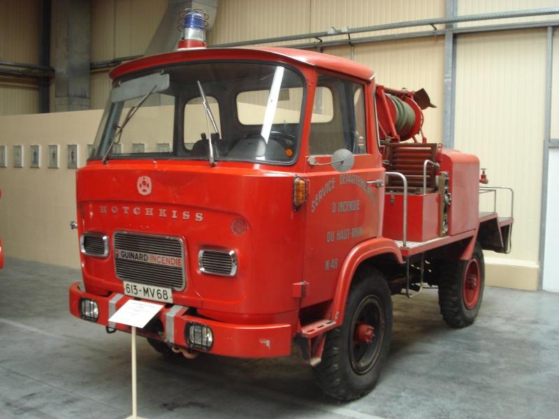 Musée des pompiers de Ferette (Haut Rhin) Dsc00735