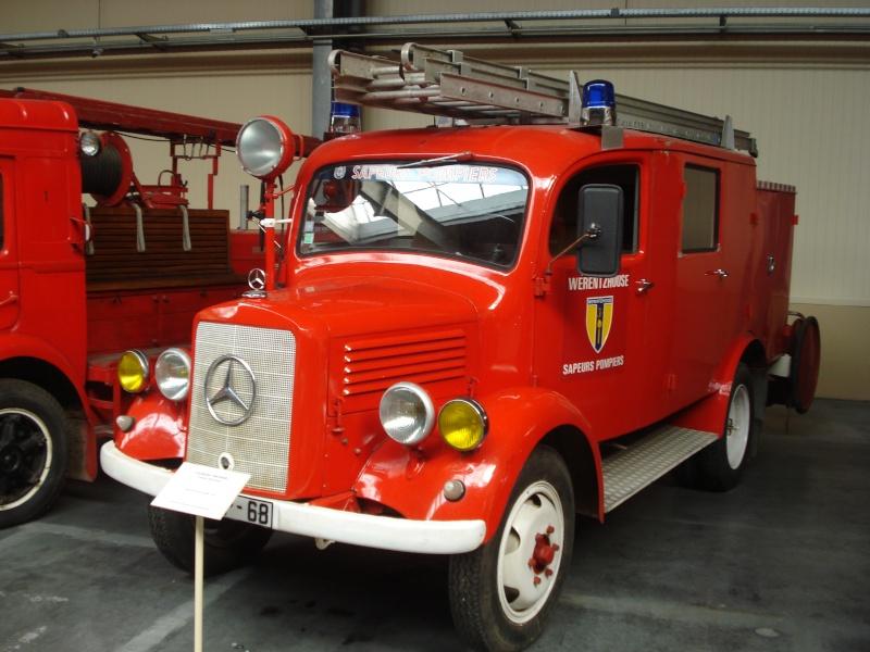 Musée des pompiers de Ferette (Haut Rhin) Dsc00736