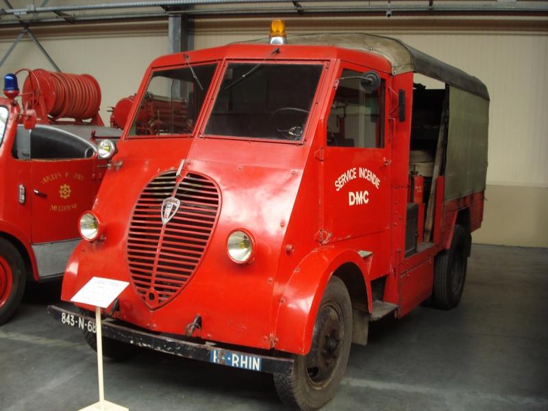 Musée des pompiers de Ferette (Haut Rhin) Dsc00737