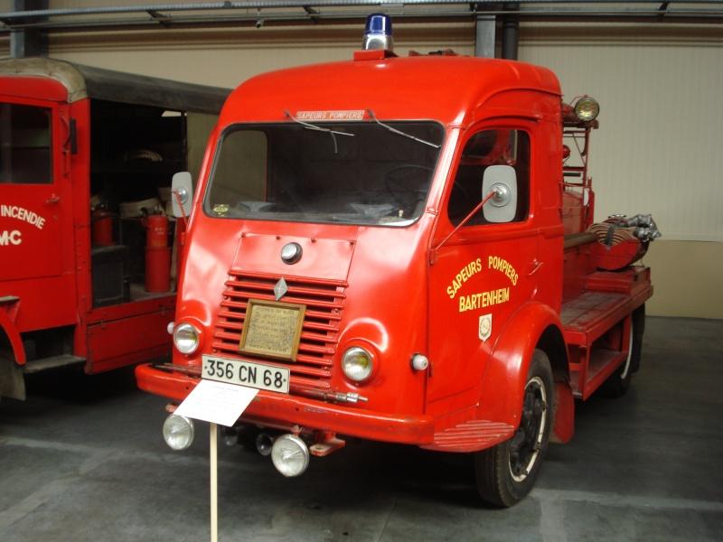 Musée des pompiers de Ferette (Haut Rhin) Dsc00738