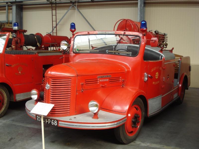 Musée des pompiers de Ferette (Haut Rhin) Dsc00739