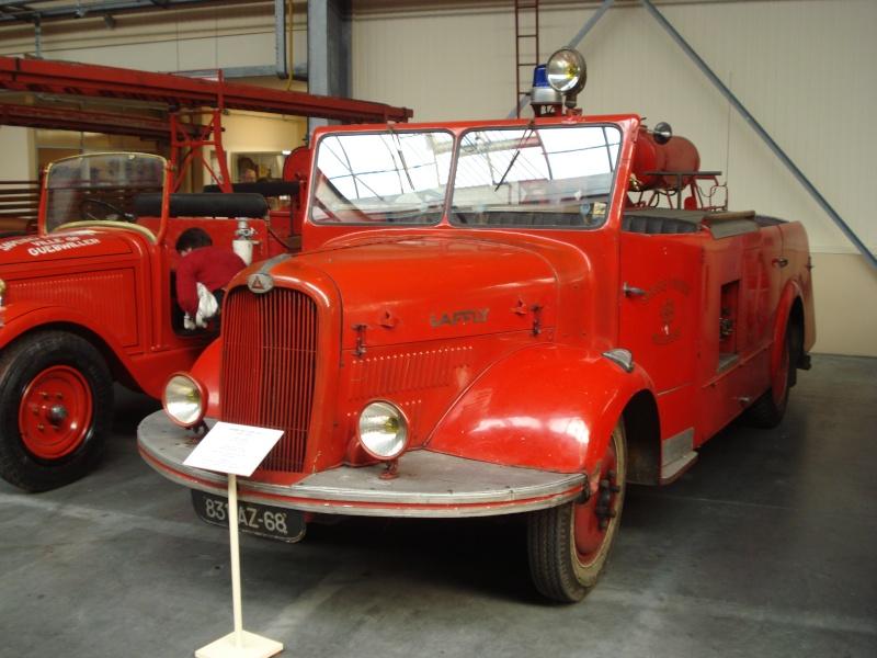 Musée des pompiers de Ferette (Haut Rhin) Dsc00740