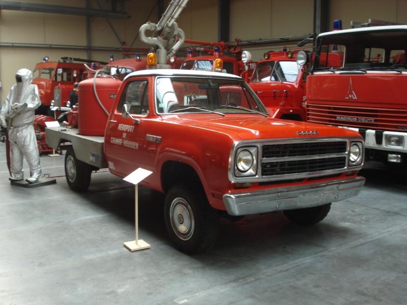 Musée des pompiers de Ferette (Haut Rhin) Dsc00741