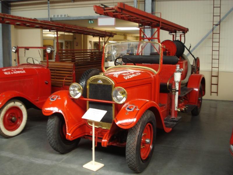 Musée des pompiers de Ferette (Haut Rhin) Dsc00742