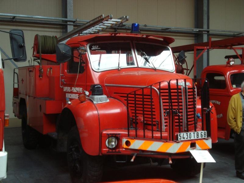 Musée des pompiers de Ferette (Haut Rhin) Dsc00743
