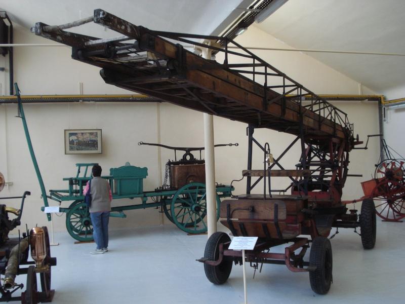Musée des pompiers de Ferette (Haut Rhin) Dsc00744