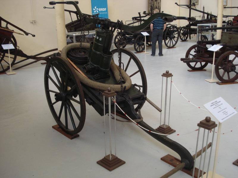 Musée des pompiers de Ferette (Haut Rhin) Dsc00745
