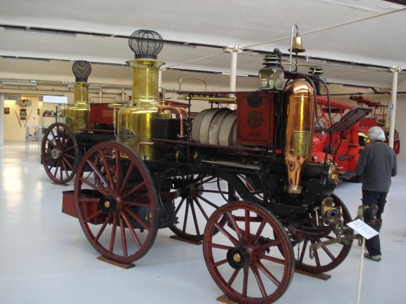 Musée des pompiers de Ferette (Haut Rhin) - Page 2 Dsc00746