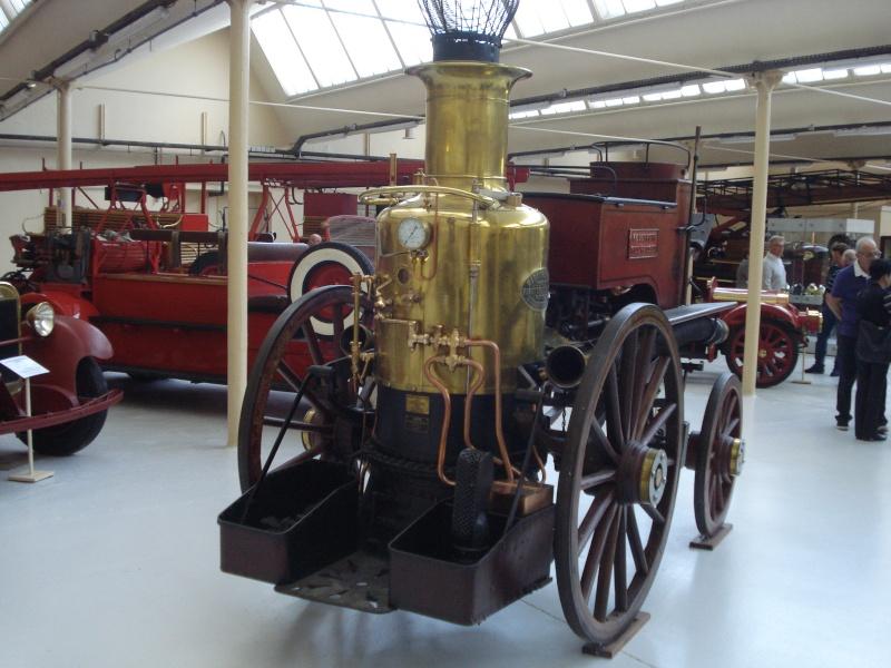Musée des pompiers de Ferette (Haut Rhin) - Page 2 Dsc00747