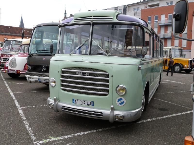 1er rassemblement europeen de l'autocar ancien à Haguenau  P1100518