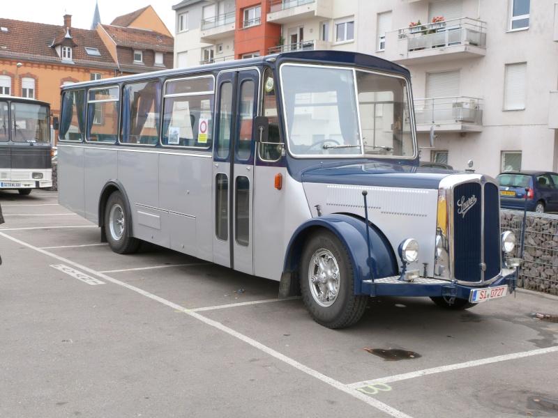 1er rassemblement europeen de l'autocar ancien à Haguenau  P1100520