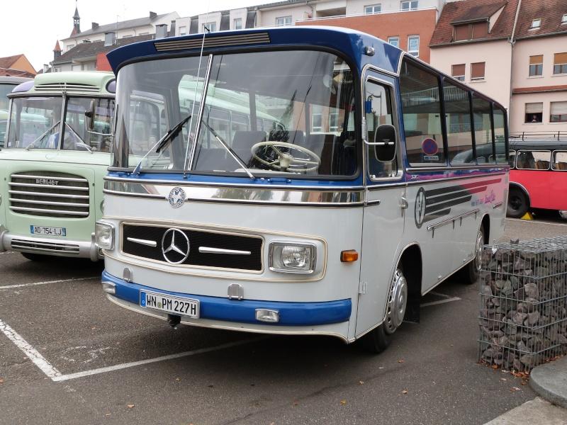 Haguenau (67) 15/16/17 octobre 2015 le 1er rassemblement d'autocars de France P1100525