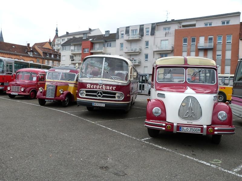 1er rassemblement europeen de l'autocar ancien à Haguenau  P1100610