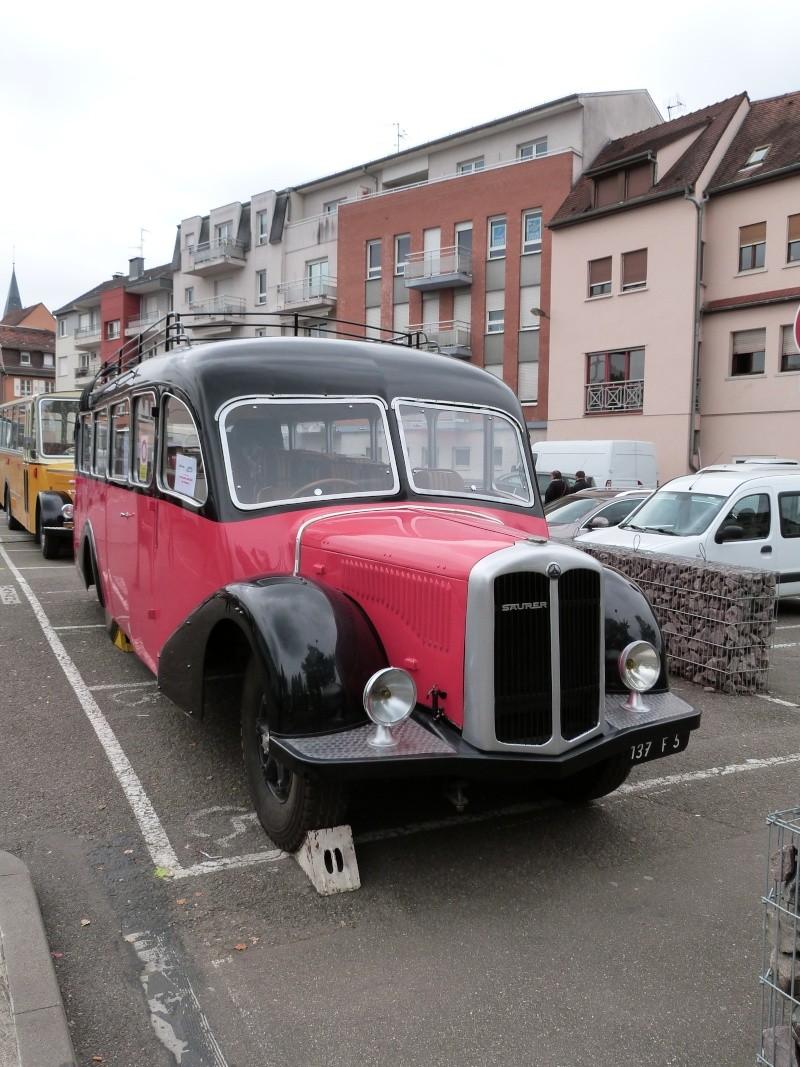1er rassemblement europeen de l'autocar ancien à Haguenau  P1100611