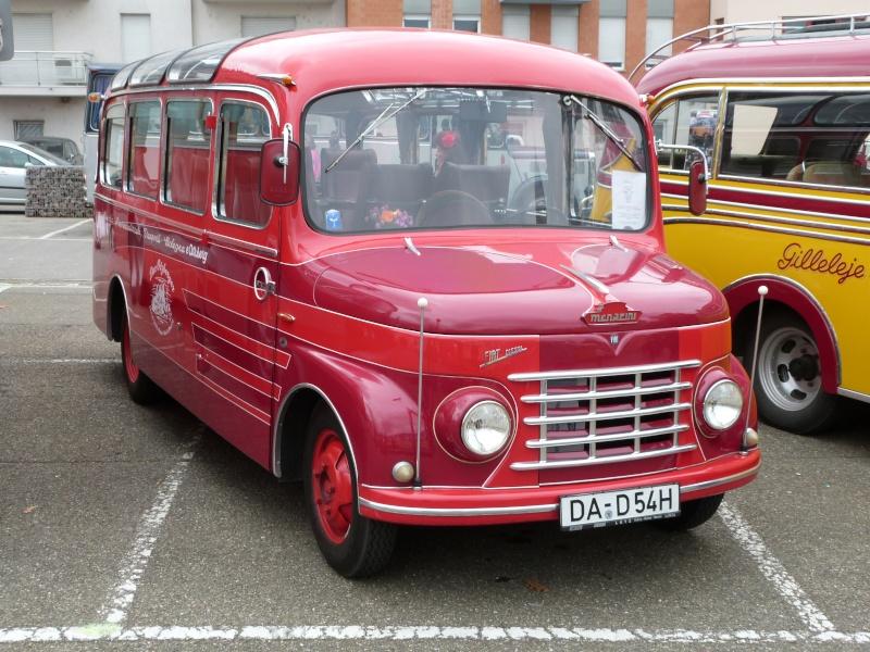 1er rassemblement europeen de l'autocar ancien à Haguenau  P1100614