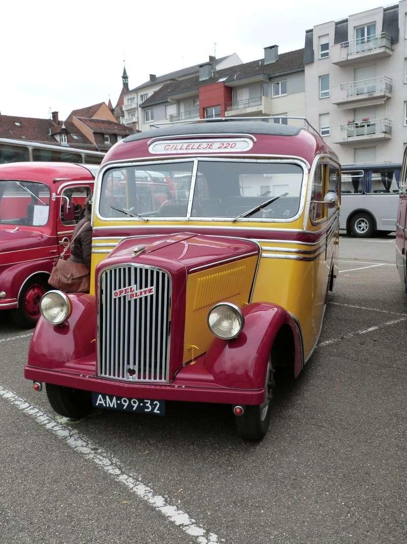 1er rassemblement europeen de l'autocar ancien à Haguenau  P1100617