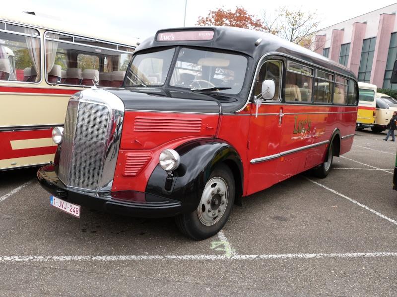 Haguenau (67) 15/16/17 octobre 2015 le 1er rassemblement d'autocars de France P1100658
