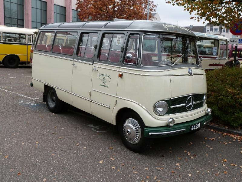 Haguenau (67) 15/16/17 octobre 2015 le 1er rassemblement d'autocars de France P1100681