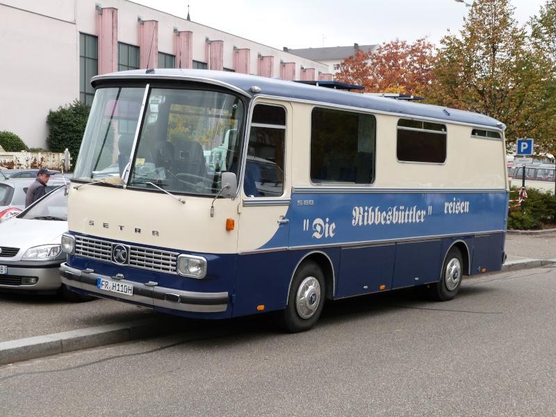 Haguenau (67) 15/16/17 octobre 2015 le 1er rassemblement d'autocars de France P1100720