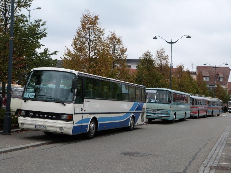 Haguenau (67) 15/16/17 octobre 2015 le 1er rassemblement d'autocars de France P1100721