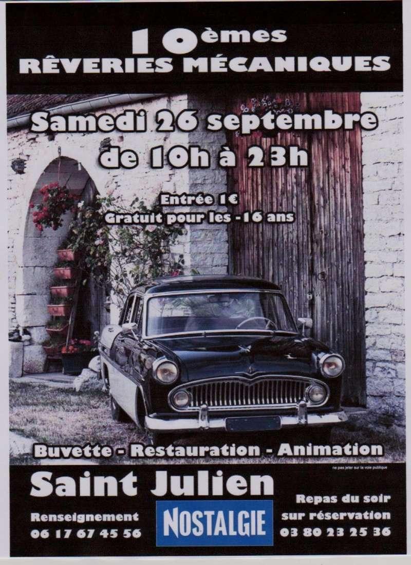 [21][26/09/2015] 10èmes rêveries mécaniques - Saint-Julien Flyers10