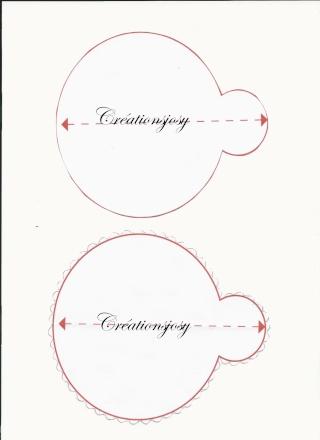 Cartes façon boules de Noël - Page 3 Boules10