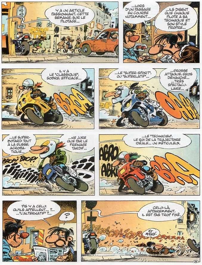 Les 5 catégorie de motards (modifier) Altern10