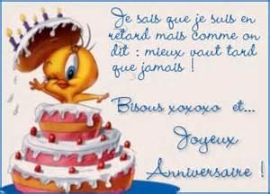 Joyeux anniversaire Alouette Retard10