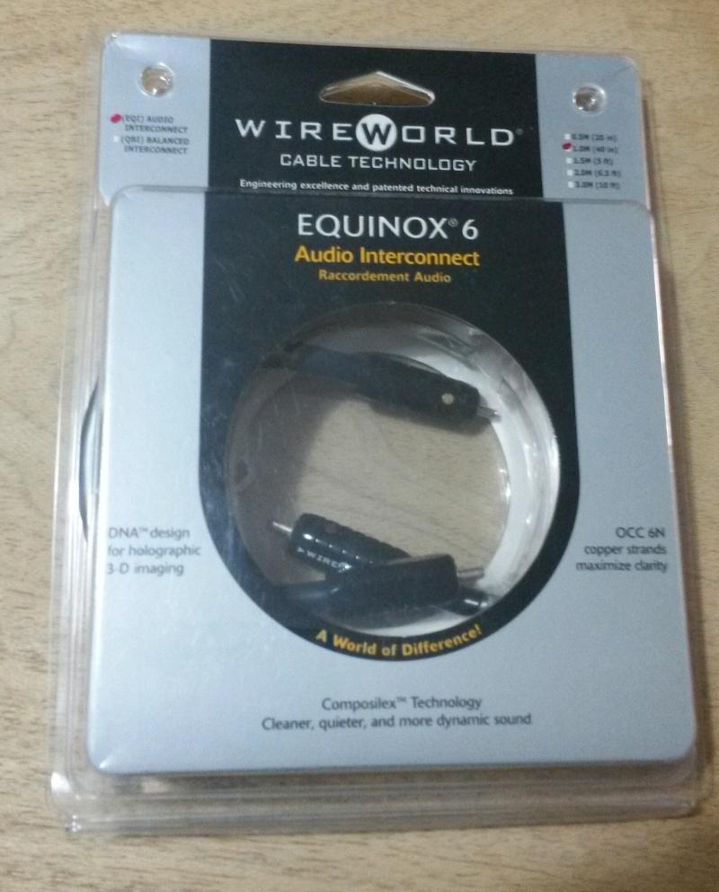 Wireworld Equinox 6 Interconnect - 1m Wirewo10