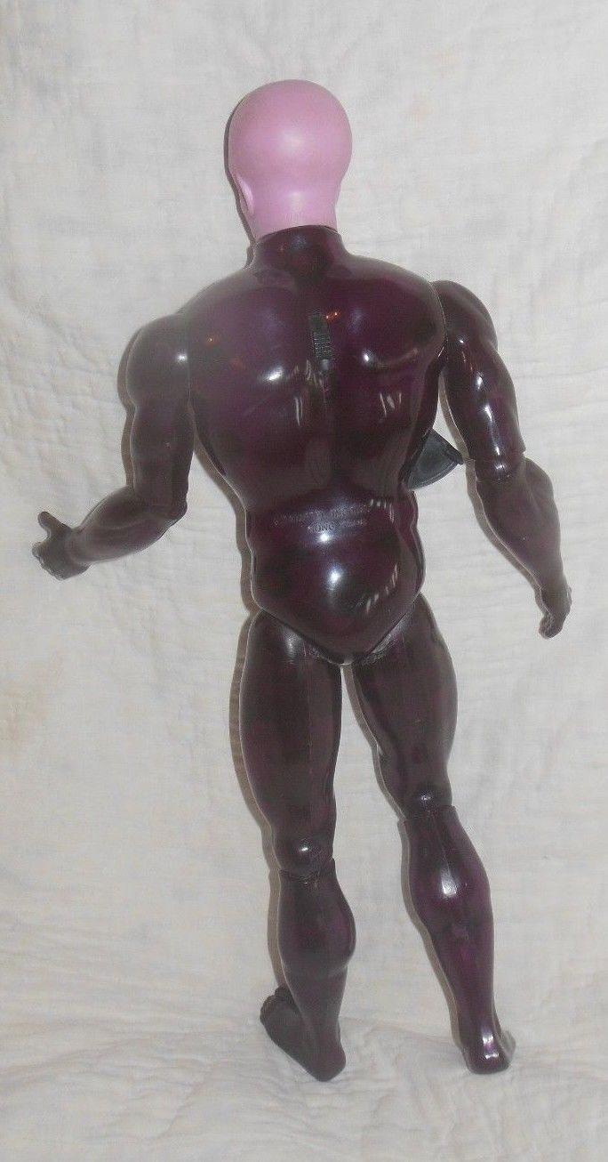 mattel Hypnos,dalla serie Pulsar the ultimate man 1977 _5910