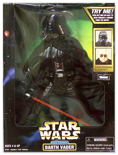 """Star Wars Kenner 12"""" Darth10"""