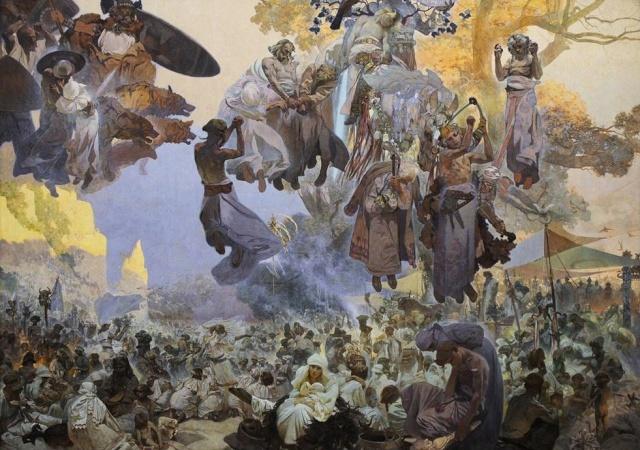 L'EPOPEE SLAVE DE MUCHA Mucha_12