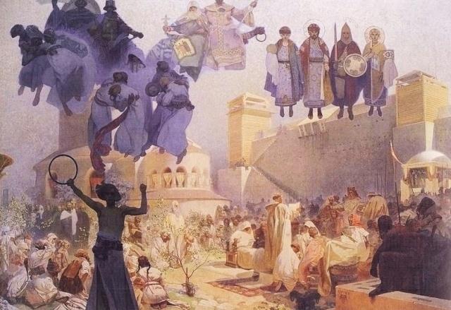 L'EPOPEE SLAVE DE MUCHA Mucha_13