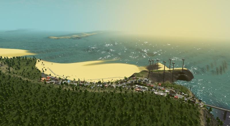 Map avec marées et grosses vagues !! Maryeb10