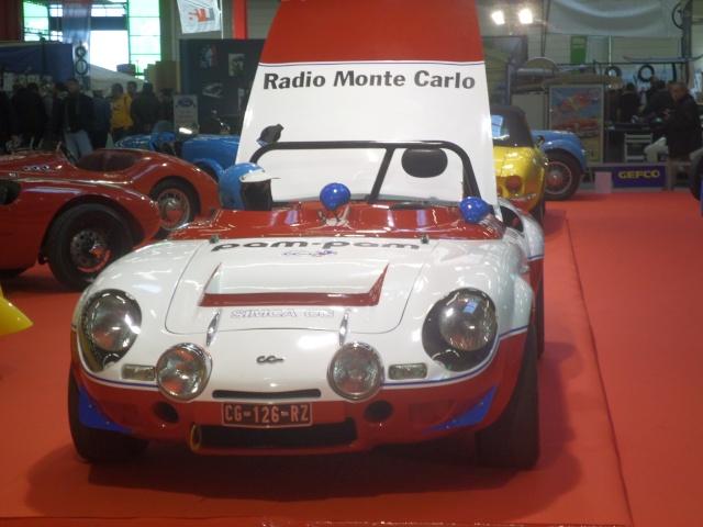AUTOMEDON L'AUTRE SALON AUTO MOTO DE COLLECTION Autome86