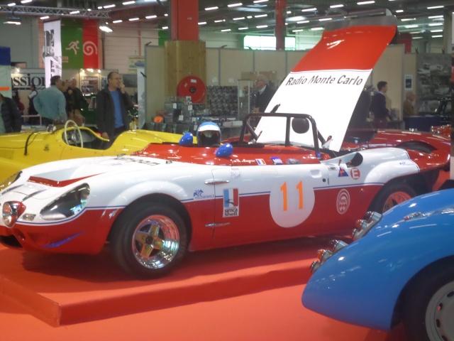 AUTOMEDON L'AUTRE SALON AUTO MOTO DE COLLECTION Autome87