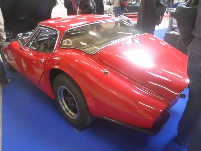 AUTOMEDON L'AUTRE SALON AUTO MOTO DE COLLECTION Autome95