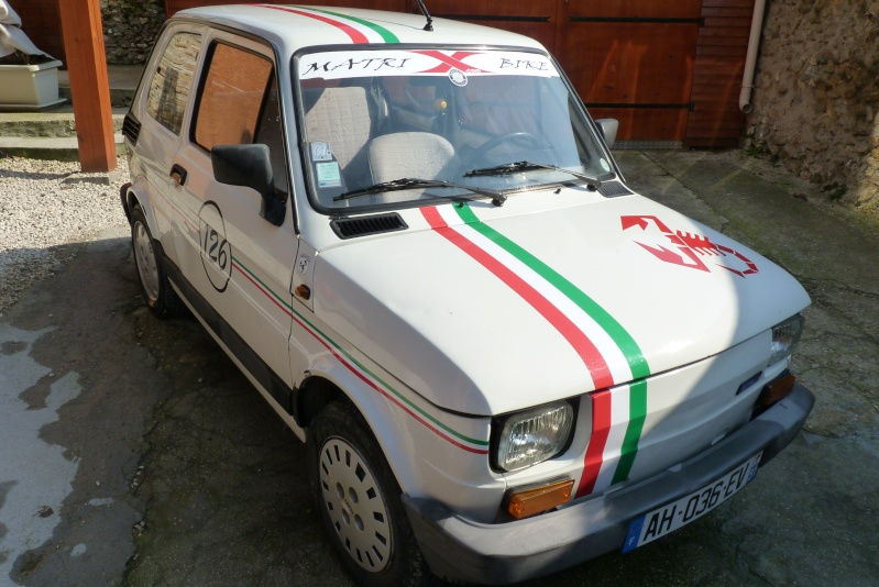 [VENDU ] MA BELLE FIAT 126 P1020117