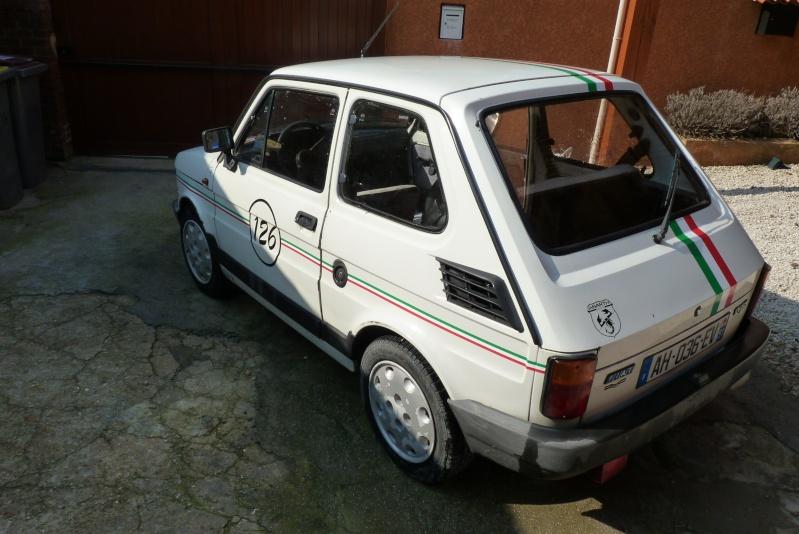 [VENDU ] MA BELLE FIAT 126 P1020118
