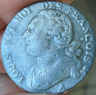 12 deniers 1793 A Sdc14810