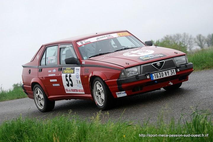 205 GTI 1.6 Gr. N et Gr. A / E.SENEGAS (1988 à 1991) Rallye10